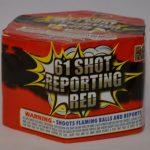 200 Grams Repeaters – 61 Shot Reporting Red