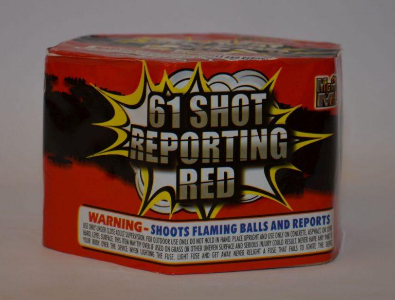 200 Grams Repeaters – 61 Shot Reporting Red 2