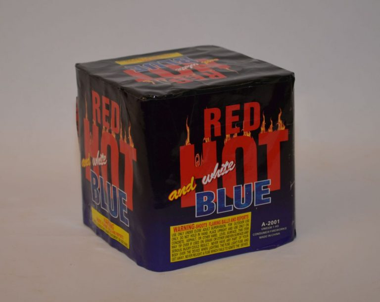 200 Grams Repeaters – Red Hot Blue 1