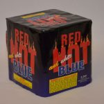200 Grams Repeaters – Red Hot Blue 3