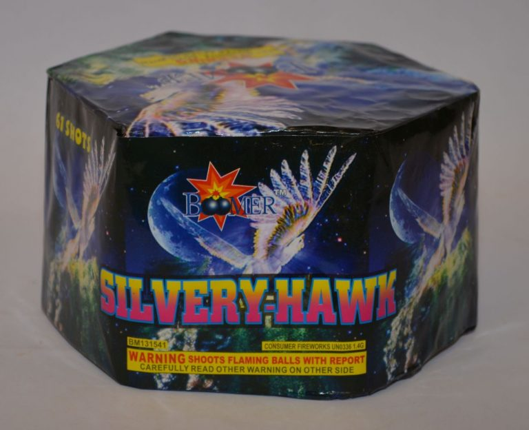 200 Grams Repeaters – Silvery Hawk 2