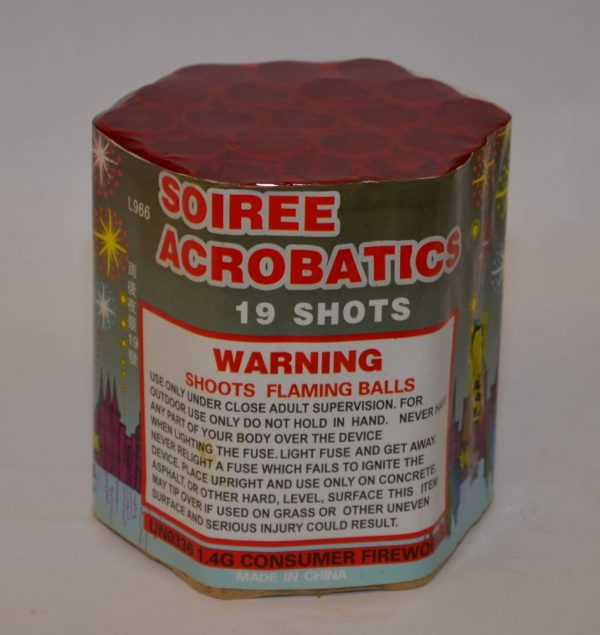 200 Grams Repeaters – Soiree Acrobatic (1)