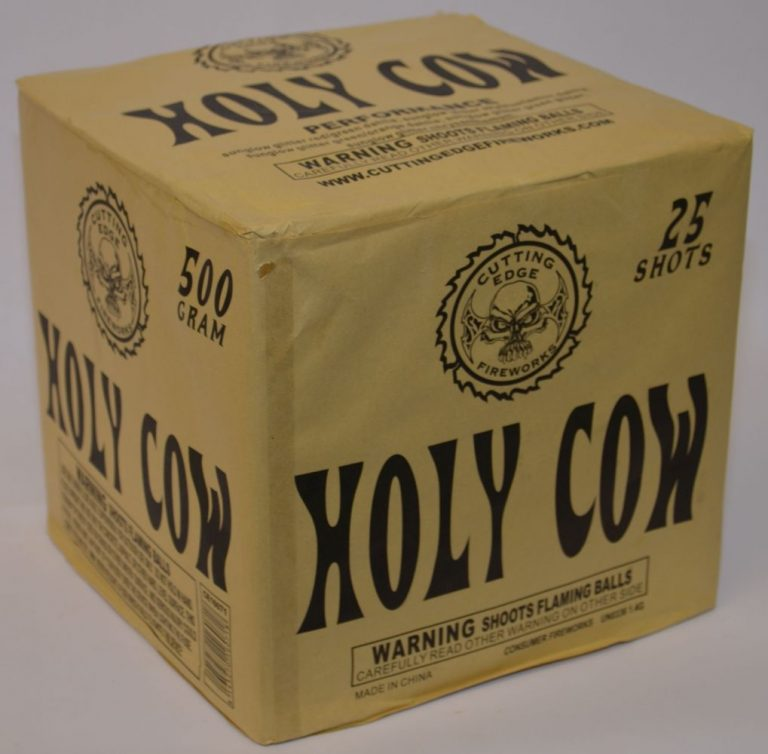 500 Gram Finale Cake – Holy Cow 1