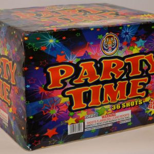 500 Gram Finale Cake – Party Time 4