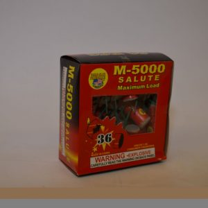 Firecrackers – M-5000 Salute (2)
