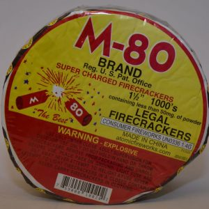 Firecrackers – M-80 Brand (1)