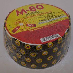 Firecrackers – M-80 Brand (2)