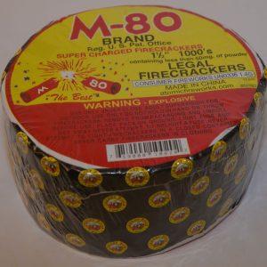 Firecrackers – M-80 Brand (3)