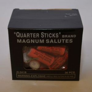 Firecrackers – Quarter Sticks Magnum Salutes (1)