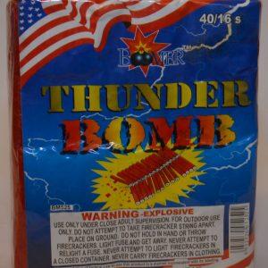 Firecrackers – Thunder Bomb (12)