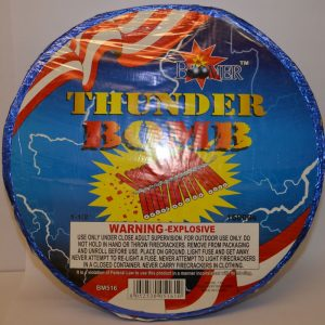 Firecrackers – Thunder Bomb (16)