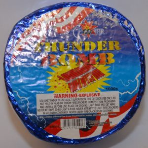 Firecrackers – Thunder Bomb (4)