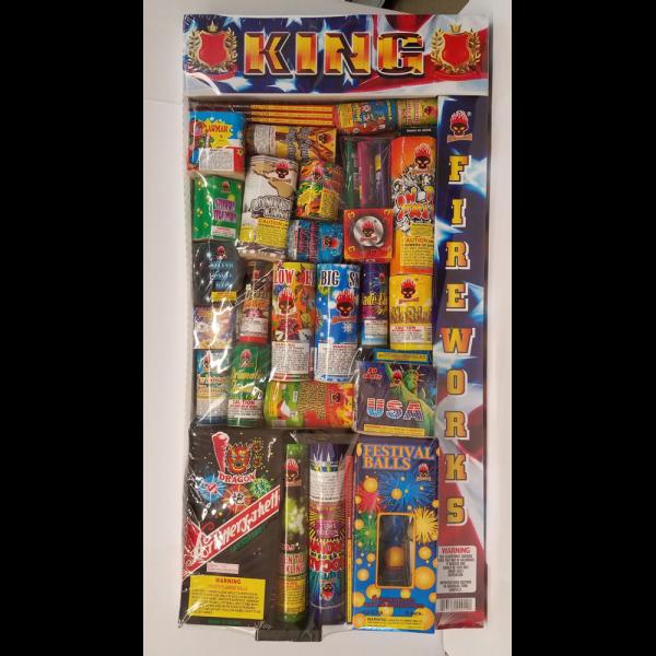 Fireworks Assortments – King 1