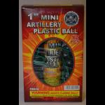 Mortars – 1 Inch Mini Artillery Plastic Ball (2)