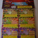 Novelty Fireworks – Assorted Snakes (2)