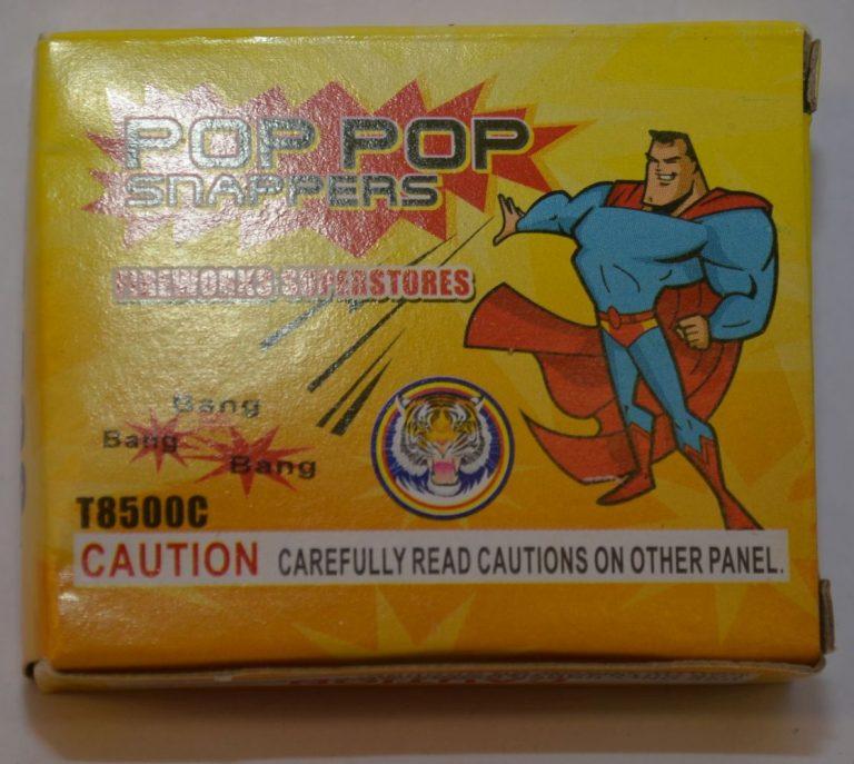 Novelty Fireworks – Pop Pop Snappers