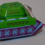Novelty Fireworks – Tank With Reports (3)