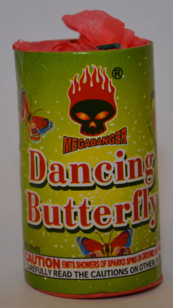 Spinners – Dancing Butterfly (1)