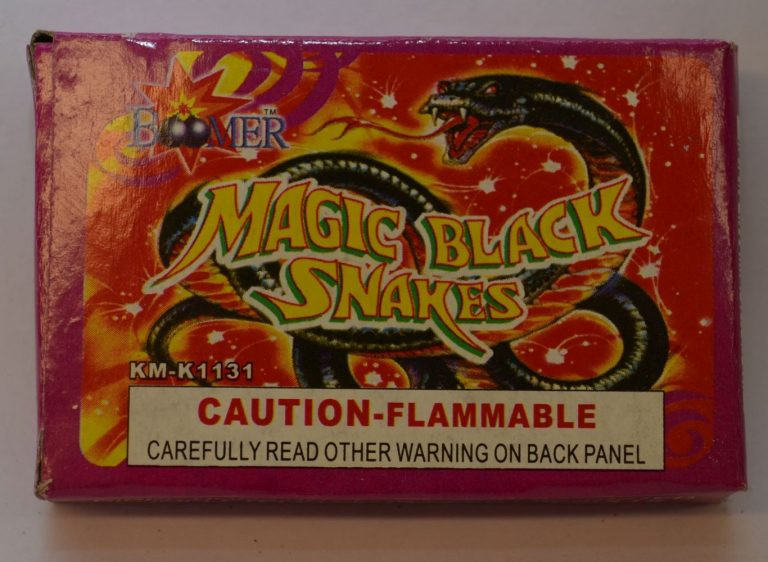 Spinners – Magic Black Snakes (1)