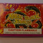 Spinners – Magic Black Snakes (2)