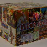 500 Gram Finale Cake – Blond Joke 3