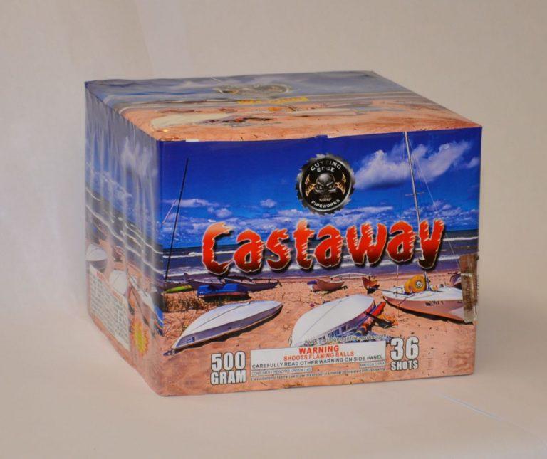 500 Gram Finale Cake – Castaway 4