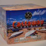 500 Gram Finale Cake – Castaway 7