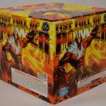 500 Gram Finale Cake – Fist Full of Power 3