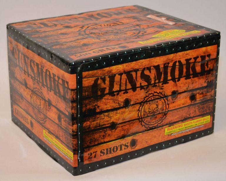 500 Gram Finale Cake – Gunsmoke 1