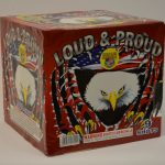 500 Gram Finale Cake – Loud & Proud 4