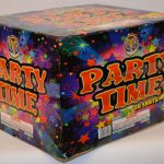 500 Gram Finale Cake – Party Time 2