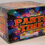 500 Gram Finale Cake – Party Time 5