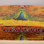 500 Gram Finale Cake – Peacock 2