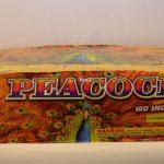 500 Gram Finale Cake – Peacock 3