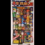 Fireworks Assortments – King 3