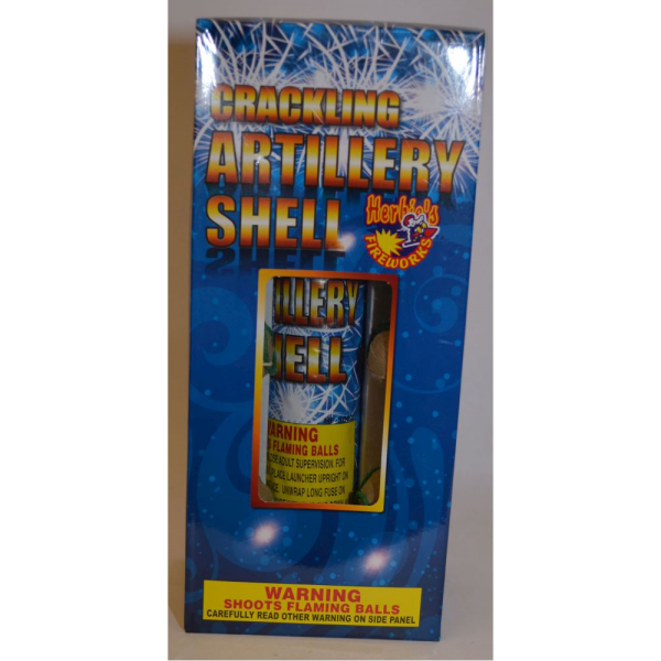 Mortars – Cracking Artillery Shell (1)