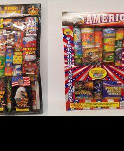 Fireworks Assortments